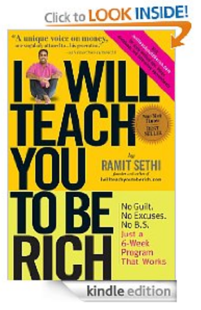 Ruly Bookshelf: I Will Teach You to Be Rich
