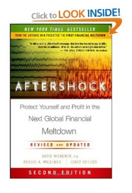 Ruly Bookshelf: Aftershock