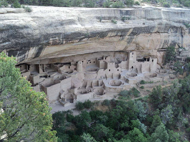 """""""Mesa Verde"""" by red, white and black eyes forever.  (August 3, 2010).  From the Flickr Creative Commons."""