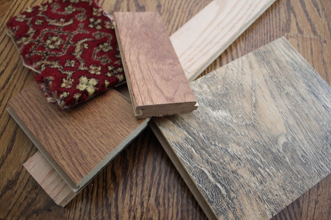 Flooring Options We Considered for Our Family Room