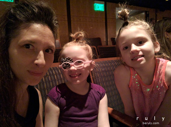 punk girls at Kennedy Center