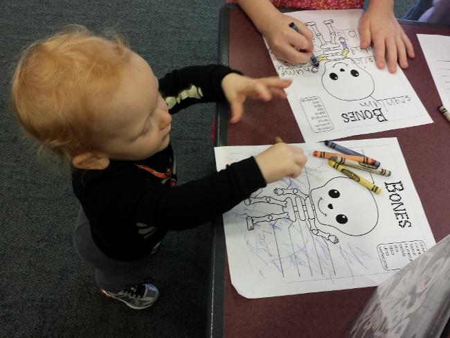 Tricks and Treats of October and Homeschooling Recap