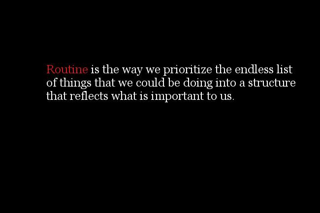2014-01-03-routine-priorities