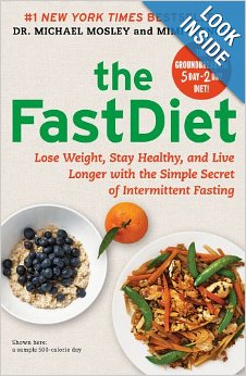 Ruly Bookshelf: The Fast Diet by Dr. Michael Mosley and Mimi Spencer
