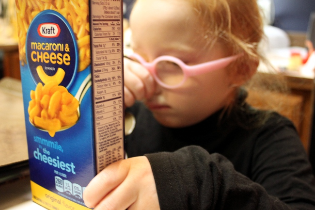 My daughter's opinion of the turkey burgers aromatic fragrance and her choice for dinner.