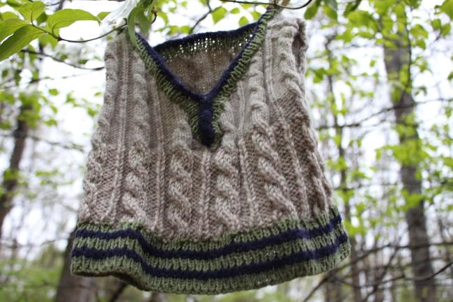 Easter: The Knitting