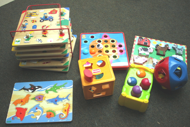 An example of the used toys posted to CraigsList.
