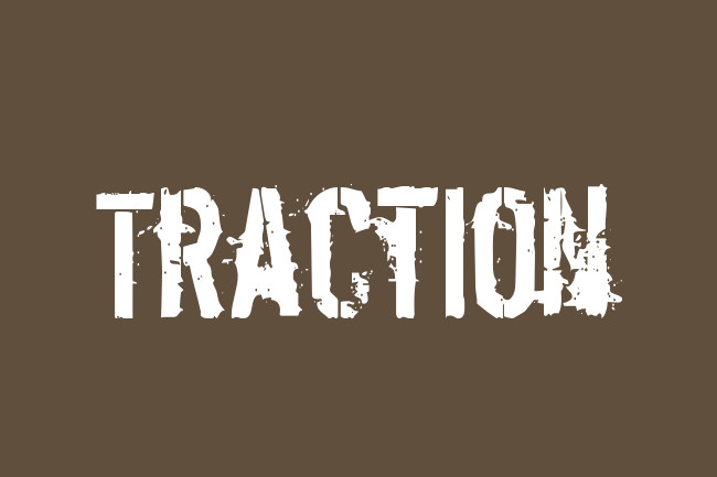 Review of 2014's Theme Word: Traction