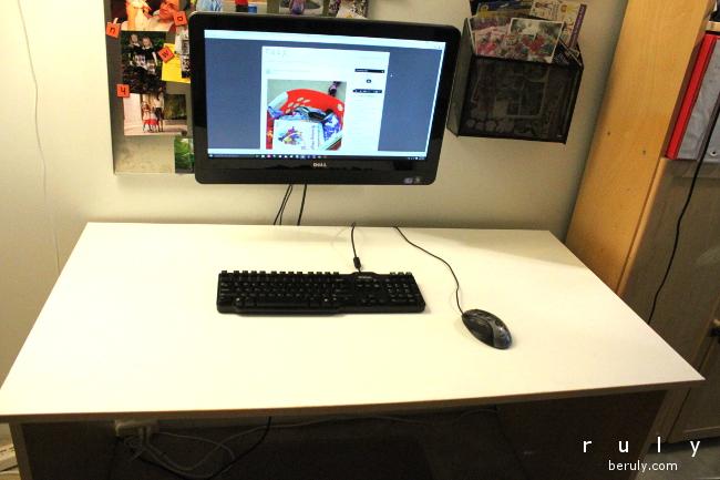 "The ""new"" desktop."