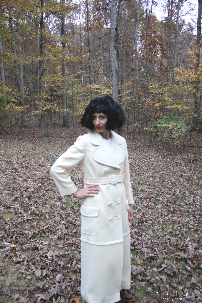 My sad Miss Fisher.  May have to try this again some year.