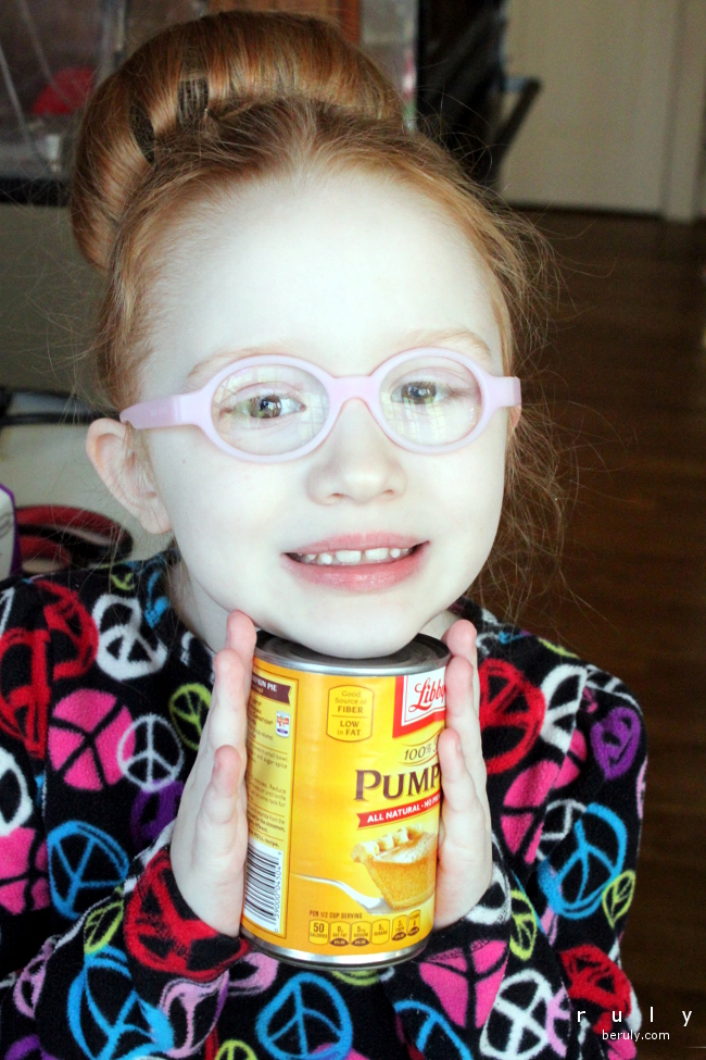Pumpkin pie can be a controversial flavor but my daughter and I love it!